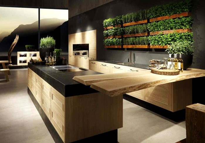 Eclora design tendances cuisine 2018 - Composteur de cuisine design ...